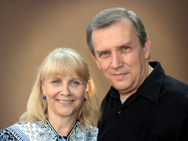 Larry and Sharon Smith